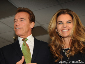"California Gov. Arnold Schwarzenegger says ""swift action"" will be taken on wife Maria Shriver's driving ""violations."""
