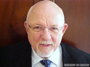 Ed Rollins says his mother's generation helped create opportunities for today's women.
