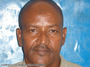 Ibrahim Hussein Duale, another humanitarian worker, was killed on Tuesday, the U.N. says.