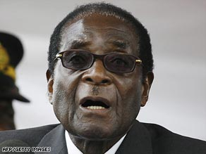 Zimbabwe President Robert Mugabe has repeatedly stymied plans for a unity government.