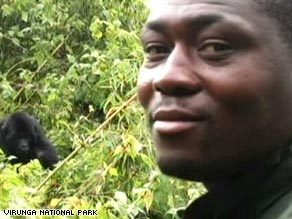 Safari Kakule, a ranger at Virunga National Park, was killed Thursday in an attack by a militia, the park says.