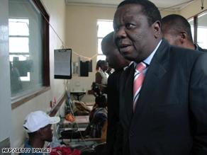 Morgan Tsvangirai