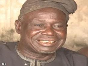 Baba Chukuri claims to cure 'incurable' diseases like AIDS.