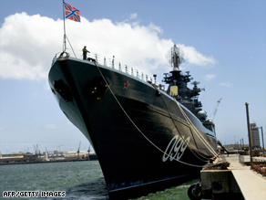 Freed Ukrainian ship Faina arrives in the port of Mombasa, Kenya after its release.