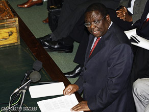 President Robert Mugabe celebrated his 85th birthday Saturday. Many blame Mugabe for Zimbabwe's woes.