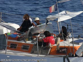 The luxury yacht Tanit was captured by pirates off Somalia last weekend.