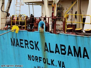 Crewman Matt Fisher hopes other ships can learn lessons from the Maersk Alabama takeover and recapture.