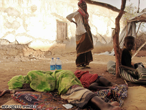 Somalia's population have suffered from a lack of the most basic services.