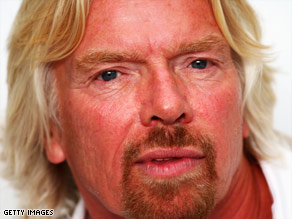 Richard Branson says the expulsion of aid workers from Darfur puts a million people at risk.