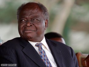 The report urged President Mwai Kibaki to publicly acknowledge his commitment to ending the killings.