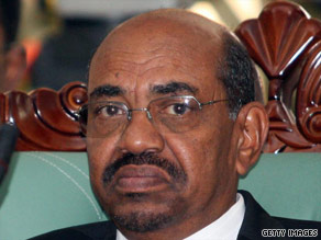 Sudan president Omar al-Bashir is the first head of state ever indicted by the ICC.