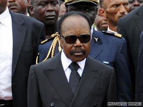 Gabon's President Omar Bongo, who died Monday, was Africa's longest-serving ruler.
