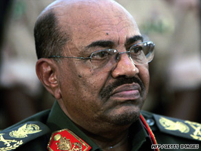 The U.S. is reviewing its relations with Sudan and  its president, Omar al-Bashir.
