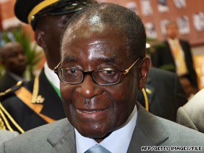 The armed forces also are accused of funneling money from diamond fields to President Robert Mugabe's party.