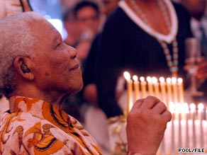 Global initiative aims to ensure Mandela's legacy is maintained for the next generation.