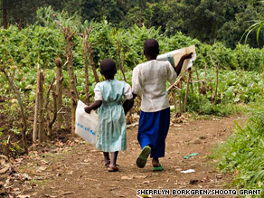 The United Nations estimates that 200,000 women and girls have been raped in the Congo.