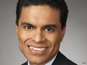 After his interview with Moammar Gadhafi, Fareed Zakaria says US should react to Libya's actions, not its words