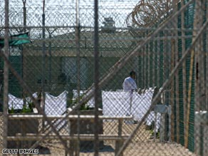 President-elect Barack Obama has pledged to close Guantanamo Bay but hasn't set a specific timetable.