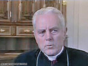 Bishop Richard Williamson has not retracted remarks he gave to Swedish television about the Holocaust.