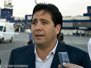 Panamanian President Martin Torrijos has vowed to find the culprits and bring them to justice.