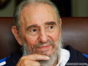 "Fidel Castro says taking on the Taliban is a mistake, noting the Taliban ""sank the Soviet Union."""