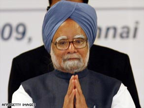 Manmohan Singh has a history of heart troubles.