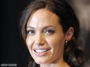 Angellina Jolie and Brad Pitt visited refugees in northern Thailand on Wednesday.