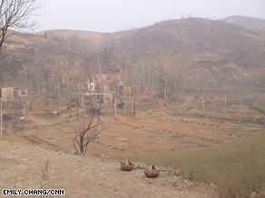Henan province is suffering one of China's worst droughts in 50 years.