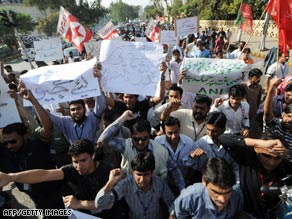 Pakistan's Information Minister Sherry Rehman resigned Saturday to protest media restrictions.