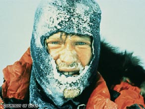 Robert Swan was the first man to walk to both the North and South Poles.