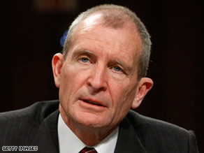 Director of National Intelligence Dennis Blair wants intel support in Afghanistan to be on a par with Iraq.