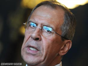 Russian Foreign Minister Sergei Lavrov is in North Korea for talks.