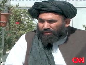 "Mullah Abdul Salam Zaeef, who was Afghanistan's ambassador to Pakistan, says U.S. war efforts are ""failing."""