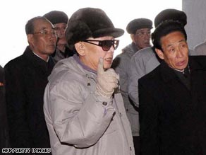 North Korean leader Kim Jong-II is suspected to have suffered a stroke last August.