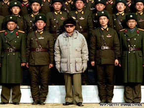 North Korean leader Kim Jong Il's administration has become more aggressive in recent months.