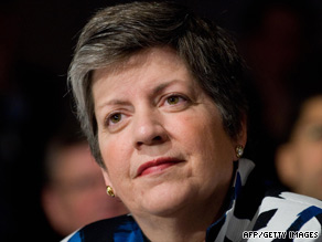 Janet Napolitano says that &quot;anything that cracks down on the Taliban helps.&quot;