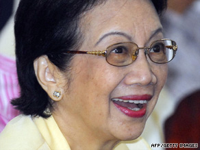 """She was the agent of change in Philippine democracy,"" said Ray Donato, the nation's consul-general in Atlanta."