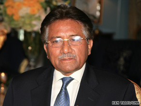 Pervez Musharraf resigned as president of Pakistan in August 2008 amid impeachment threats.