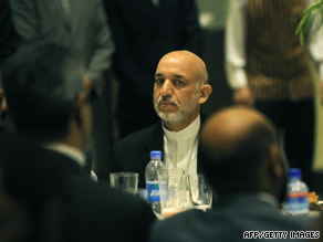 Vote tallies indicate Afghan President Hamid Karzai has taken a wider lead in the  August 20 election.