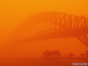 The Sydney Harbour Bridge is seen on Wednesday in Sydney, Australia.