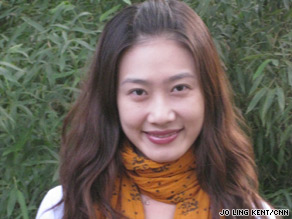 Natalie Chen wants to work in banking and get involved in politics. She studies finance.