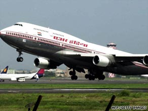 Faced with tough competition from private carriers, Air India has struggled with financial and image crises.
