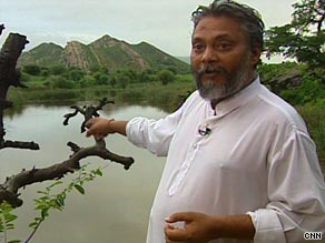 Rajendra Singh is trying to solve water issues in Rajasthan -- one of India's driest states.