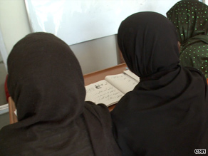 Afghan women have fought to receive an education, despite Taliban rules.