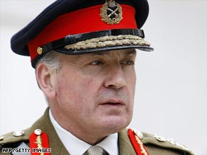"Gen. Dannatt: ""There is a very strong argument for our land forces to be larger."""