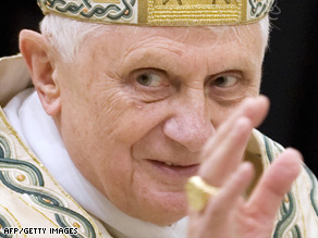 The decision by Pope Benedict XVI to welcome back the bishop has infuriated Jewish officials.