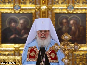 Patriach Kirill is the first new leader of the Russian Orthodox Church since the collapse of communism.