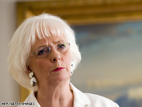 Prime Minister Johanna Sigurdardottir took office earlier this week.
