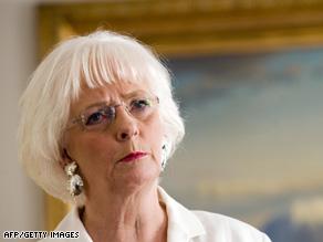 Prime Minister Johanna Sigurdardottir took office earlier this week.