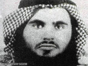 Abu Qatada, shown here in a 2000 file image, has been accused by the UK government of supporting terrorism.